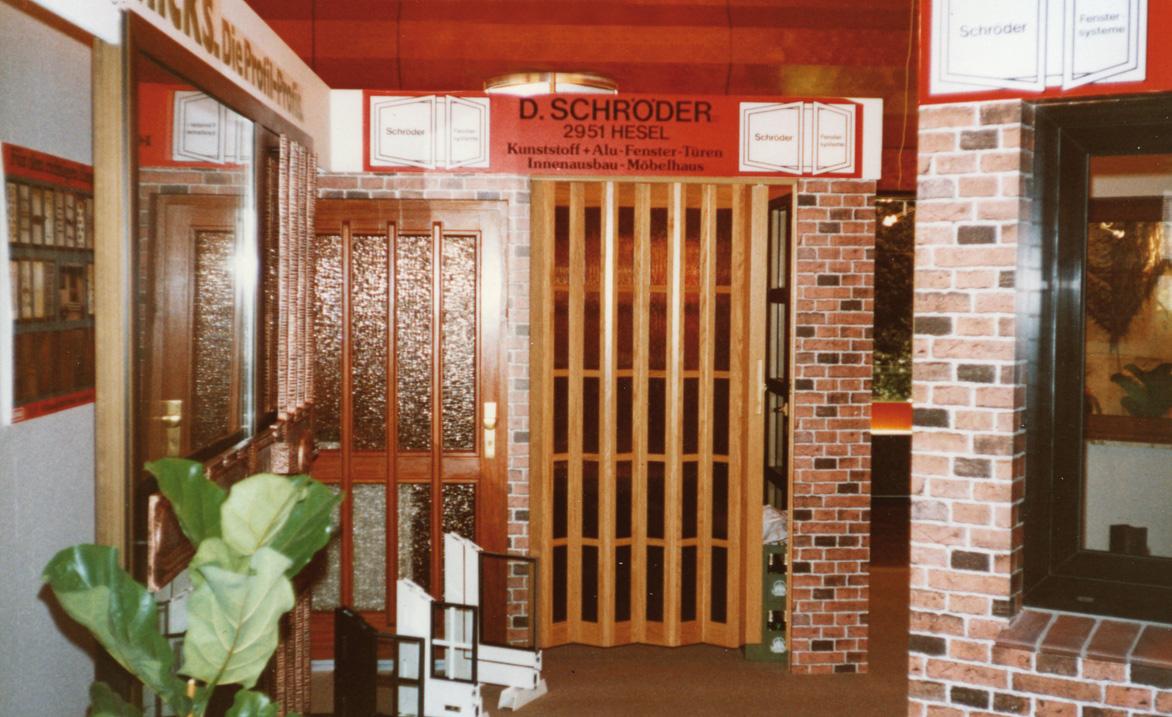 Schröder Unternehmen im Jahr 2007