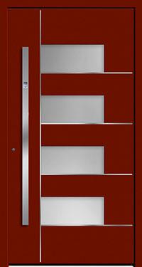 Haustürfüllungen von der RODENBERG Türsysteme AG